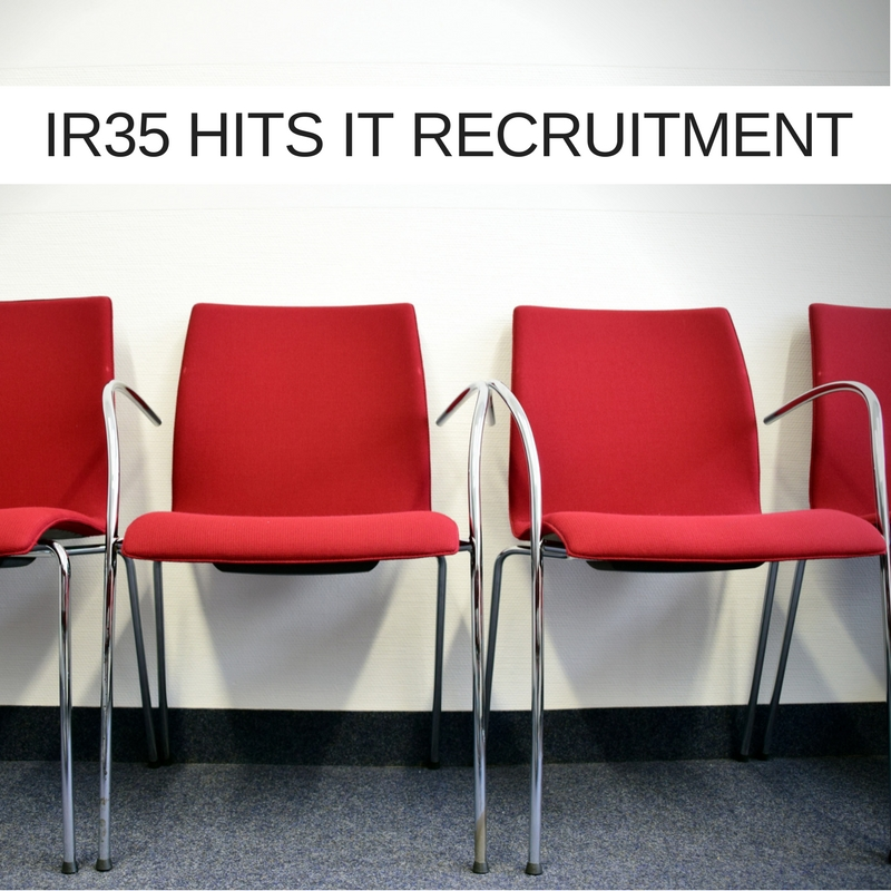 IR35 - How New Rules Are Influencing IT Recruitment