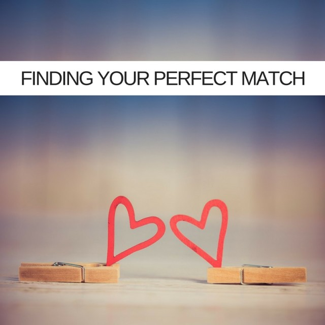 Finding your perfect job match