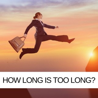 How long is too long to stay in the same role?