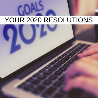 Your 2020 resolutions - Have you set yours?