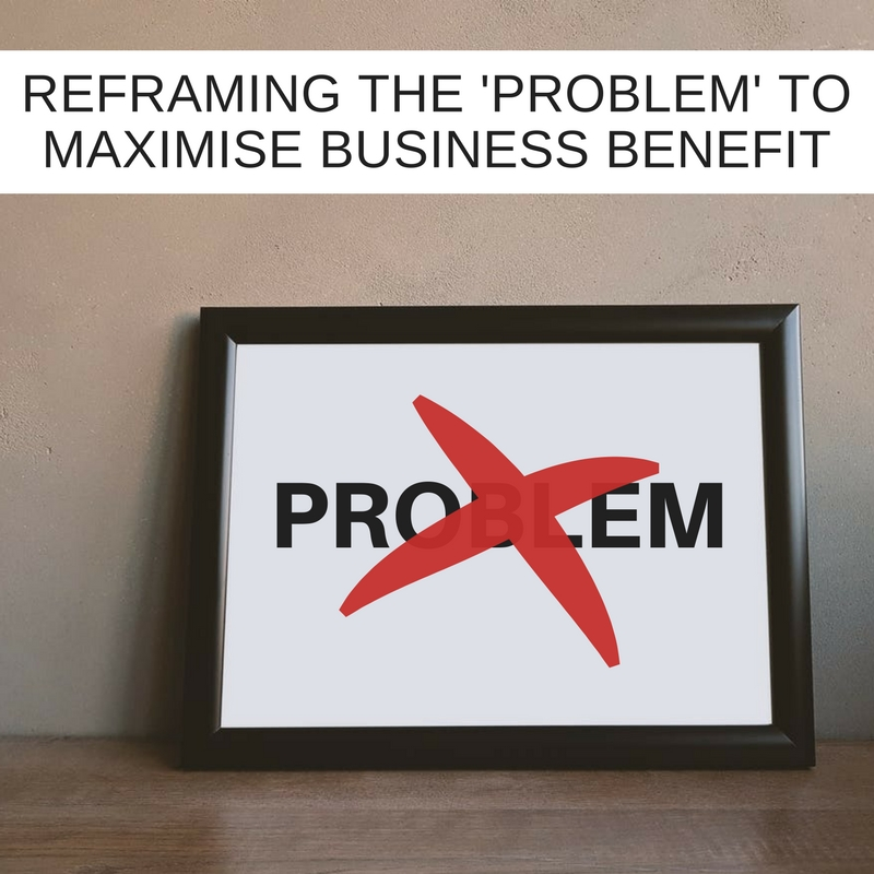 Reframing the 'problem' of IT Recruitment to maximise business benefit