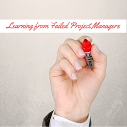 Could the experience of failed project managers be the key to developing a great one?
