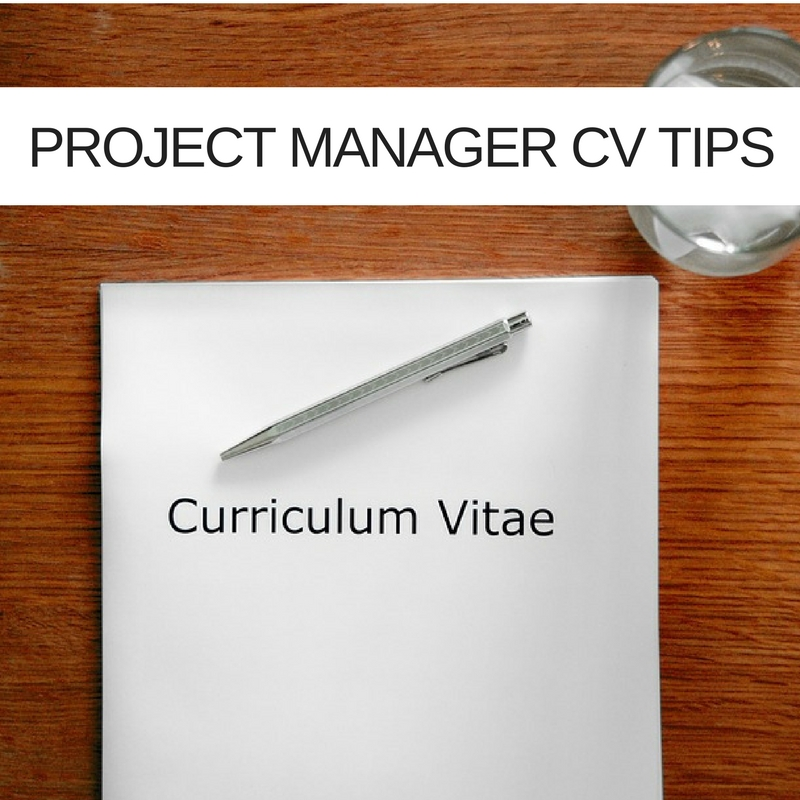 Project Manager CV tips - advice from the experts