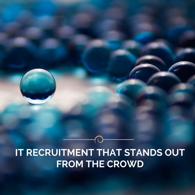 The IT Sector Doesn't need 'Just another recruitment consultant' – next time choose a partner.
