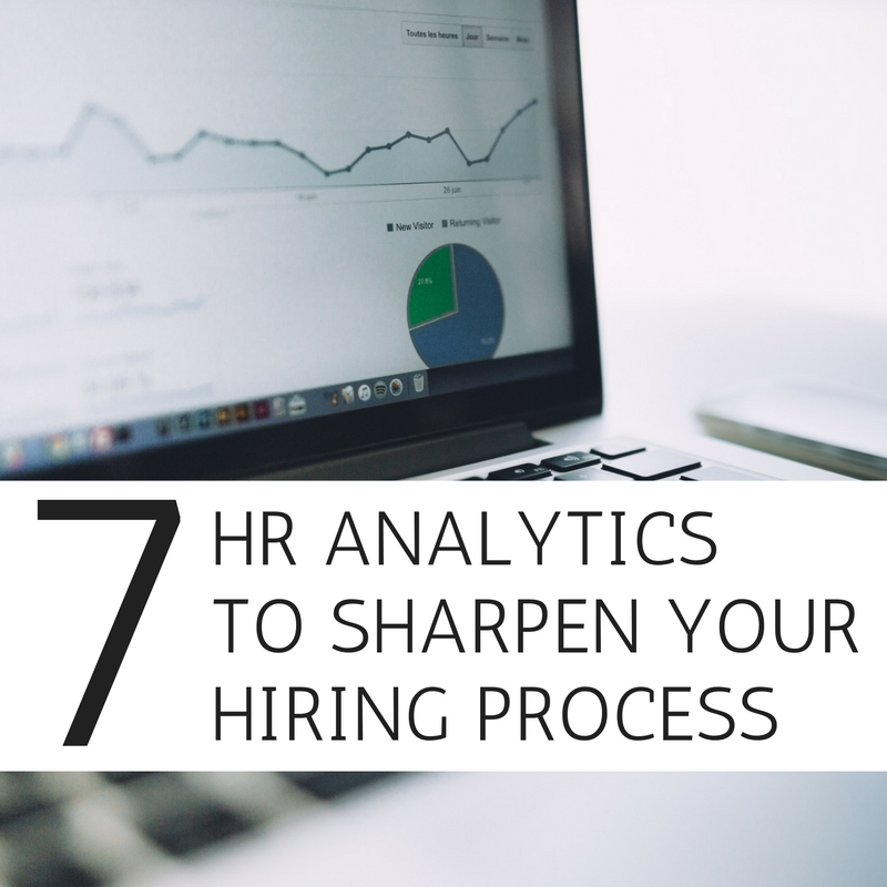 How IT is revolutionising IT recruitment. Seven HR analytics that will sharpen your hiring process!