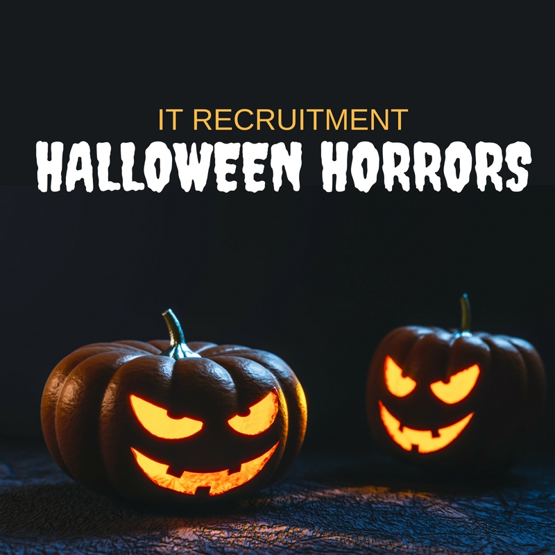 Beware dark short cuts! And five other Halloween horrors to avoid in IT recruitment